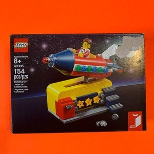 LEGO Rocket (2019)